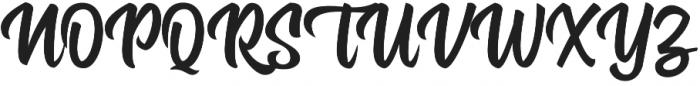 Rockaboy otf (400) Font UPPERCASE