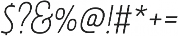 Rockeby Script One otf (400) Font OTHER CHARS