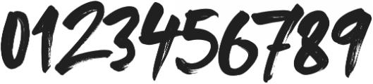 Rocked ALT otf (400) Font OTHER CHARS