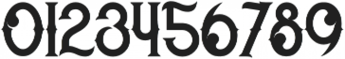 Rocket 2 Regular otf (400) Font OTHER CHARS