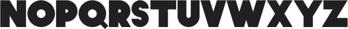 Rocket ttf (400) Font UPPERCASE