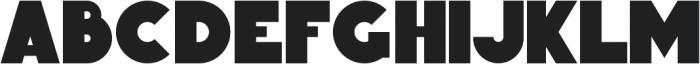 Rocket ttf (400) Font LOWERCASE