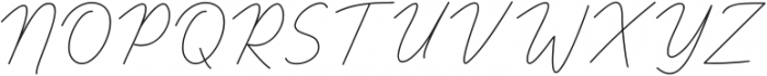 Rocketto otf (400) Font UPPERCASE
