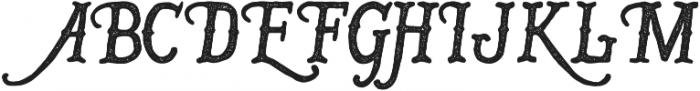 Rocking Bones Vintage otf (400) Font UPPERCASE