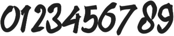 Rockmasta otf (400) Font OTHER CHARS