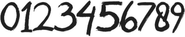 Rockwild otf (400) Font OTHER CHARS