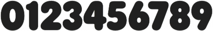 Rodger Black otf (900) Font OTHER CHARS