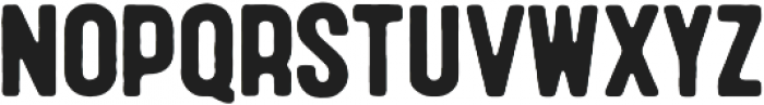 Roestica otf (400) Font LOWERCASE