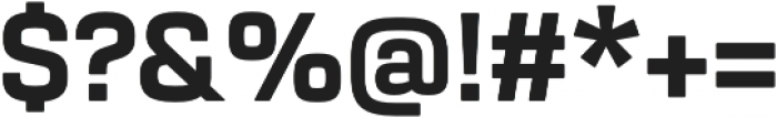 Rogan ExtraBold otf (700) Font OTHER CHARS
