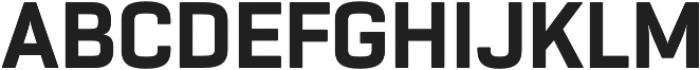 Rogan ExtraBold otf (700) Font UPPERCASE