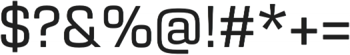 Rogan Medium otf (500) Font OTHER CHARS