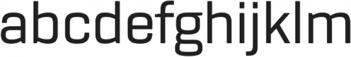 Rogan Medium otf (500) Font LOWERCASE