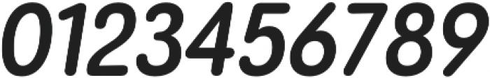 Rolade Italic Medium otf (500) Font OTHER CHARS