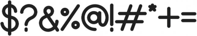 Rolas Sans Bold otf (700) Font OTHER CHARS