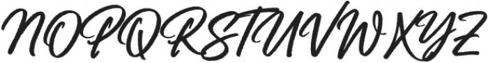 Rollanda otf (400) Font UPPERCASE
