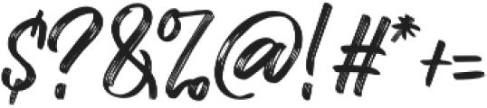Rollete Qaku Uppercase otf (400) Font OTHER CHARS