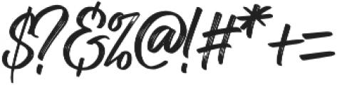 Rollete Qaku Vector otf (400) Font OTHER CHARS