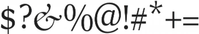 Rollex II otf (400) Font OTHER CHARS