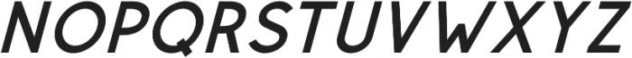 Rolves Bold Italic otf (700) Font UPPERCASE
