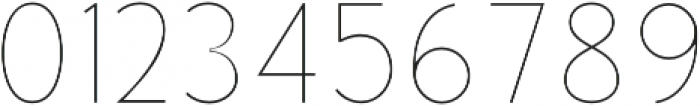 Rolves Light otf (300) Font OTHER CHARS