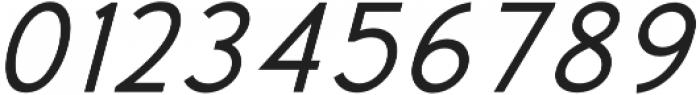 Rolves Semibold Italic otf (600) Font OTHER CHARS
