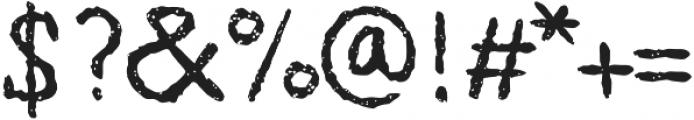 Roman otf (400) Font OTHER CHARS