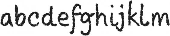 Roman otf (400) Font LOWERCASE