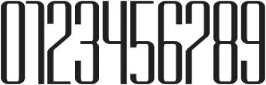 Romanova Bold otf (700) Font OTHER CHARS
