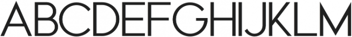 Rome Bold otf (700) Font UPPERCASE