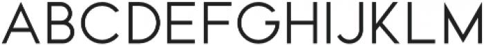 Rome otf (400) Font LOWERCASE