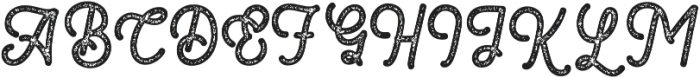 Romedhal Script Stamp otf (400) Font UPPERCASE
