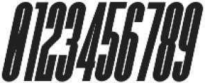 Romestone Italic otf (400) Font OTHER CHARS