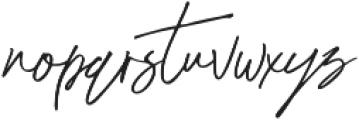 Ronet Alt otf (400) Font LOWERCASE
