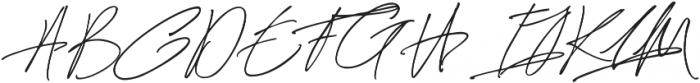 Ronet otf (400) Font UPPERCASE