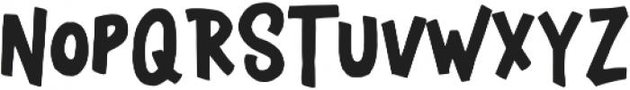 Roney Typeface otf (400) Font UPPERCASE