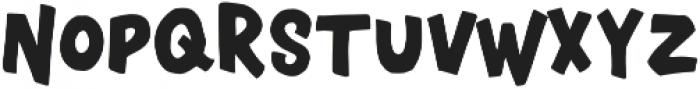 Roney Typeface otf (400) Font LOWERCASE