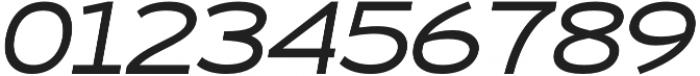 Roona Sans Medium otf (500) Font OTHER CHARS