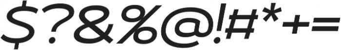 Roona Sans Medium ttf (500) Font OTHER CHARS