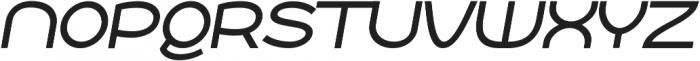Roona Sans Medium ttf (500) Font UPPERCASE