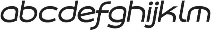 Roona Sans Medium ttf (500) Font LOWERCASE