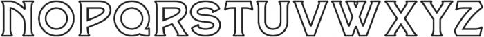 Roosevelt Serif 03 otf (400) Font UPPERCASE