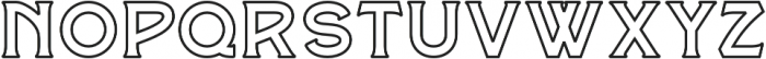 Roosevelt Serif 03 otf (400) Font LOWERCASE