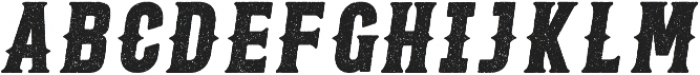 Roper Serif otf (300) Font UPPERCASE