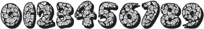 Rosa otf (400) Font OTHER CHARS