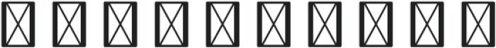 Rosalinda otf (400) Font OTHER CHARS
