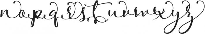 Rose Of Balt One ttf (400) Font LOWERCASE