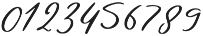 Rose Petals otf (400) Font OTHER CHARS