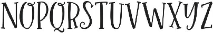 Roseroot Cottage Serif ttf (400) Font LOWERCASE