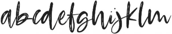 Rosetta Black ttf (900) Font LOWERCASE