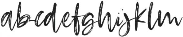 Rosetta Color ttf (400) Font LOWERCASE